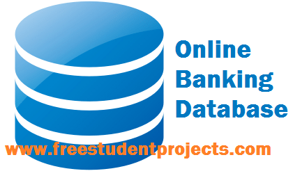 online banking database