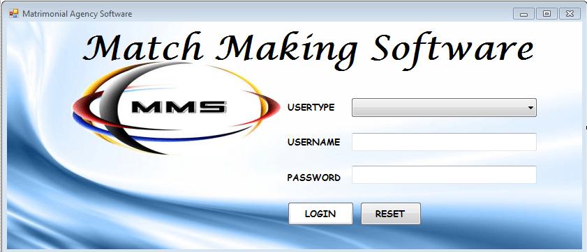 Matrimonial Agency Software