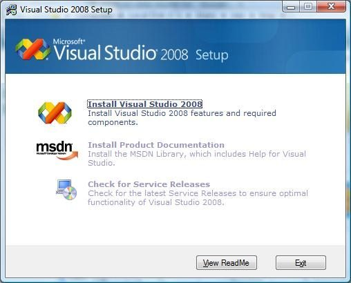 Visual_studio_2008_install