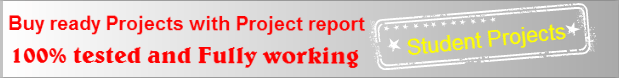 Buy ready projects with Project Report