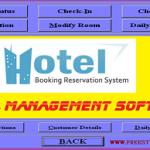 Mini Hotel Management Software