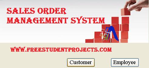 Testing report of Sales order management system