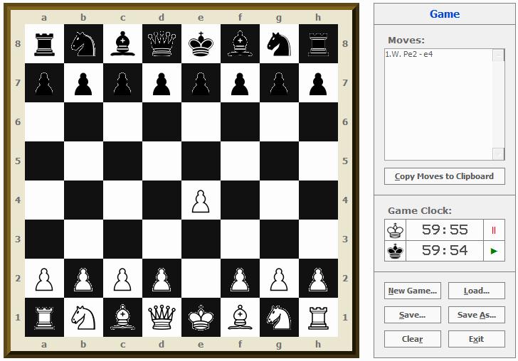 Multiplayer Chess Script