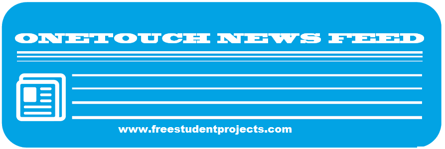 Onetouch News Feed