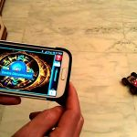 Android Controlled Automobile