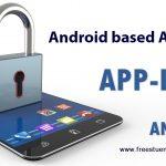 Android based App Locker