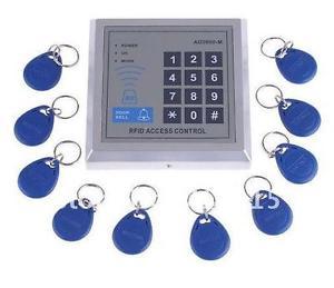 Password based Remote door system
