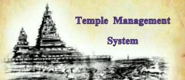 Temple Management System