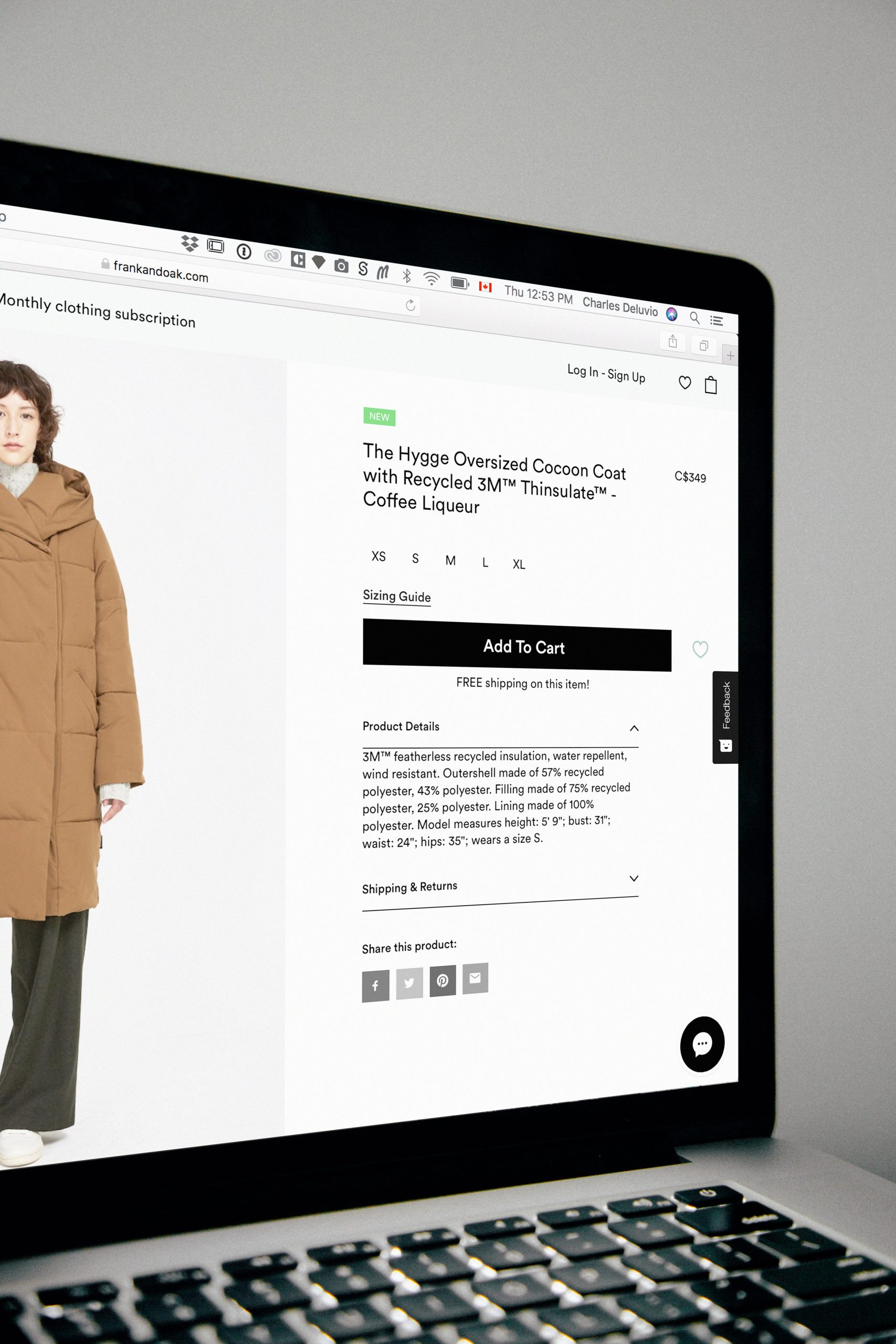 Online Shopping System PHP project