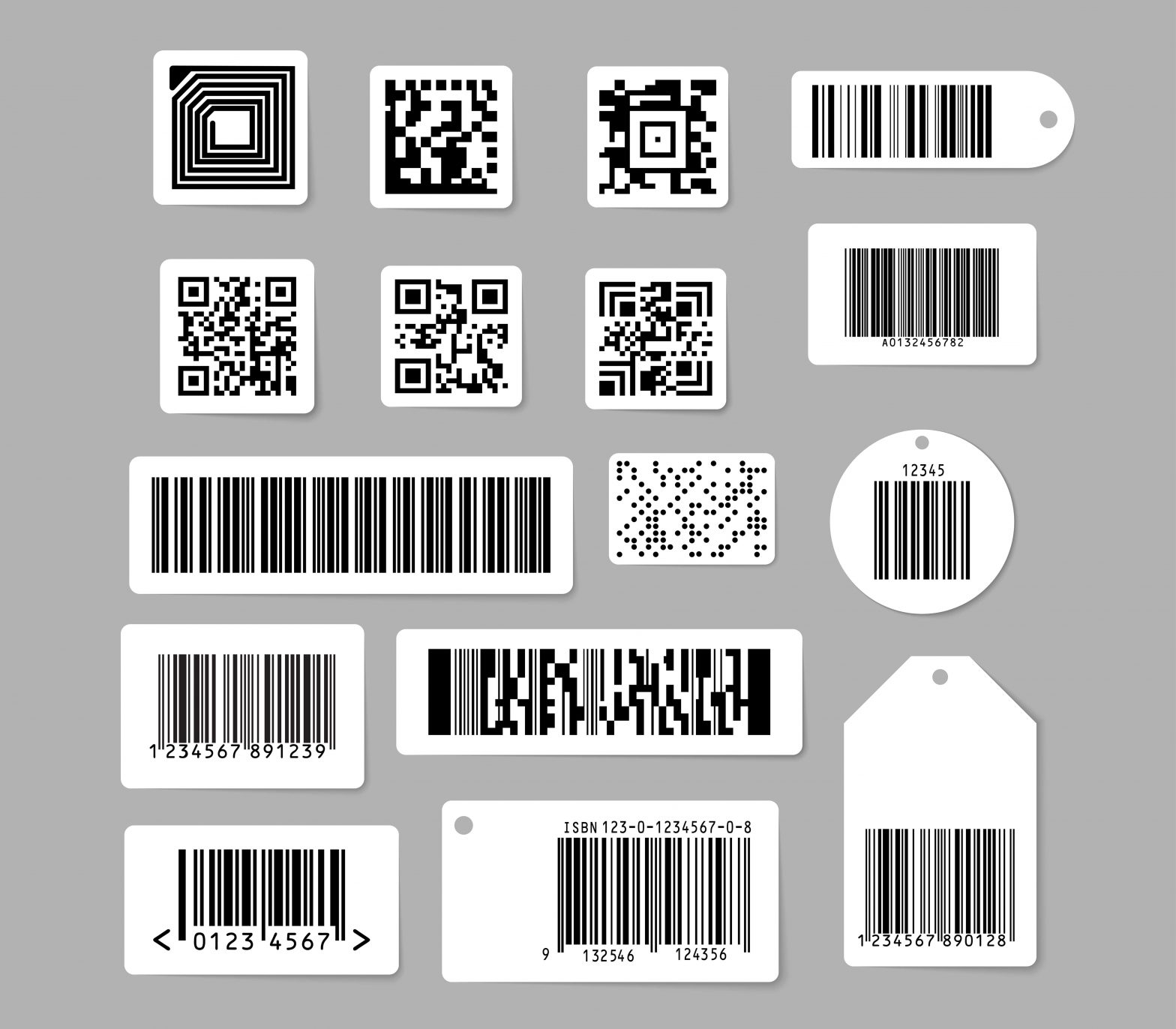 What is a barcode