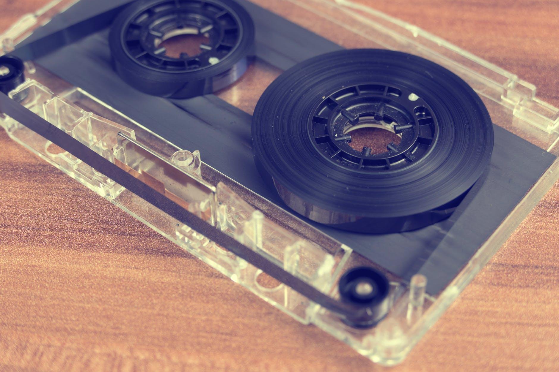 analog audio backup broken