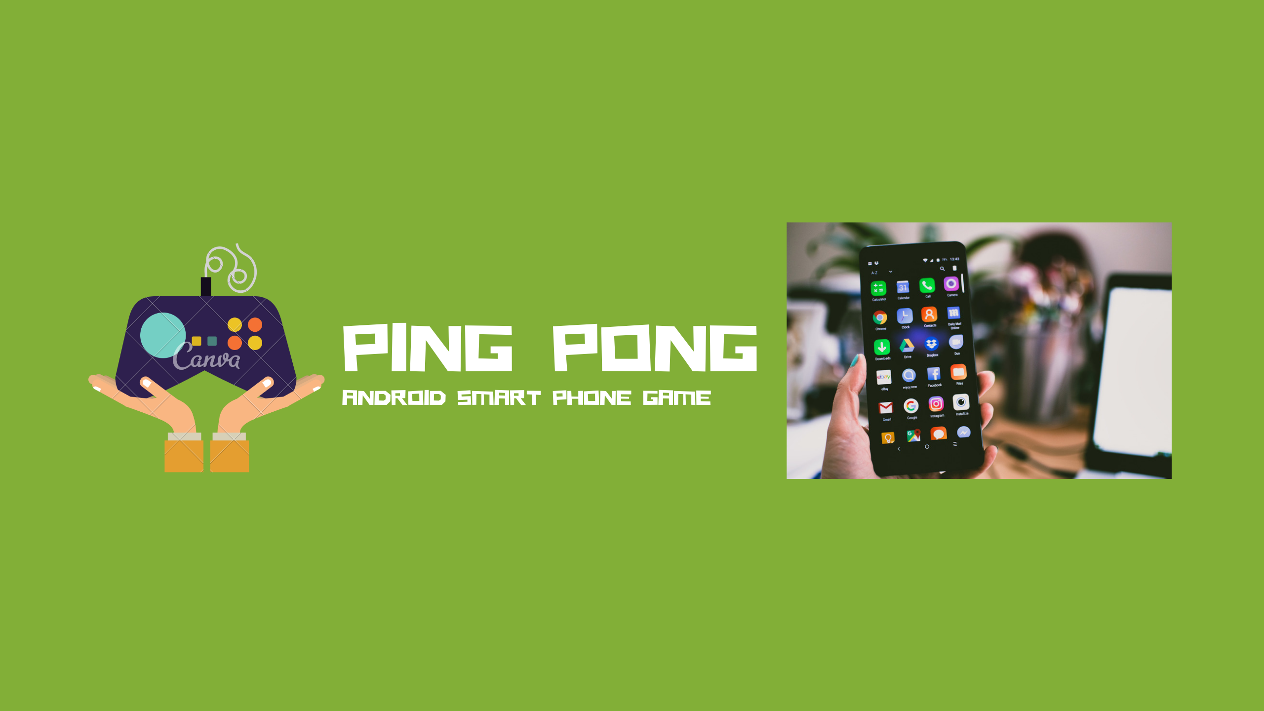 Ping pong Android Game
