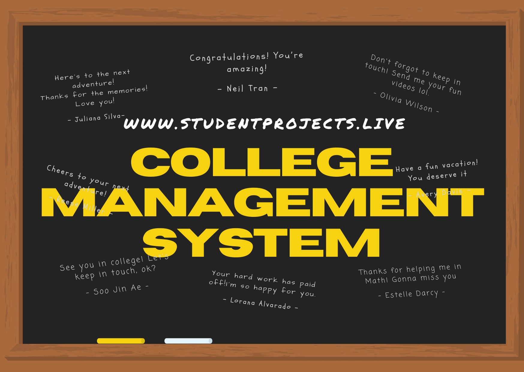 Online College Management system