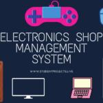 Electronics Shop Management System