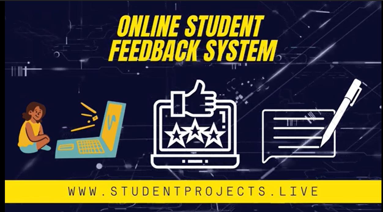 online student feedback system