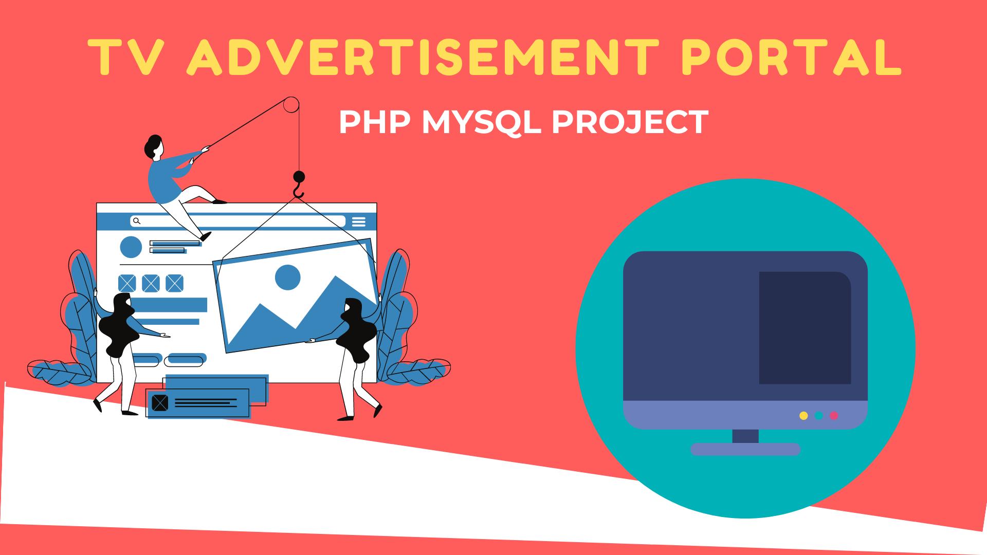 TV Advertisement Portal